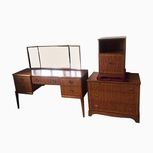 Vintage Bedroom Set from Beithcraft, 1970s