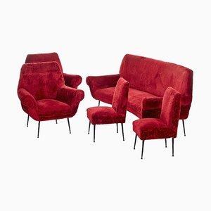 Living Room Set by Gigi Radice for Minotti