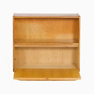 Mueble de roble de Cees Braakman para Pastoe, años 50