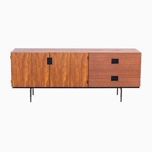 Metal and Teak DU04 Japanese Series Sideboard by Cees Braakman for Pastoe, 1950s
