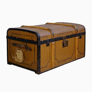 German Trunk from Kofferfabrik G.A. Krause, 1920s
