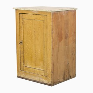 Small Vintage Wooden Cabinet, 1930s