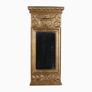 Antiker schwedischer Spiegel