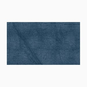 The Blue Rockies Wandbild von Wall81, 2019