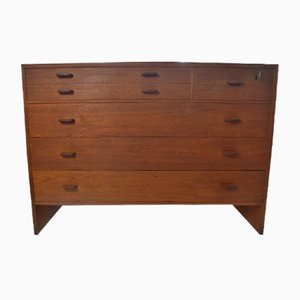 Mid-Century Danish Teak RY16 Chest of Drawers by Hans J. Wegner, 1960s