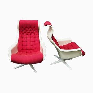 Galaxy Chair von Alf Svensson für Dux, 1970er