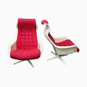 Glaxy Chair by Alf Svensson for Dux, 1970s