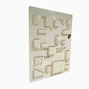 Mueble de pared Wall-All alemán de Dorothee Becker para Maurer, años 70