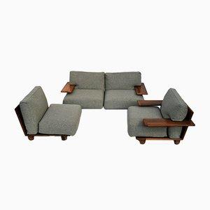 Modulares italienisches Pianura Sofa von Mario Bellini für Cassina, 1970er
