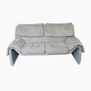 DS2011-12 Grey Sofa from de Sede, 1970s