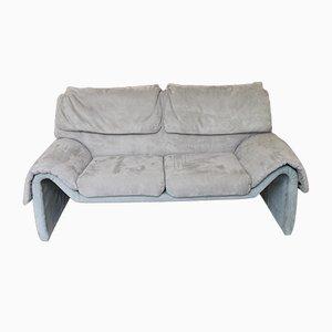 DS2011-12 Grey Sofa from de Sede, 1970s