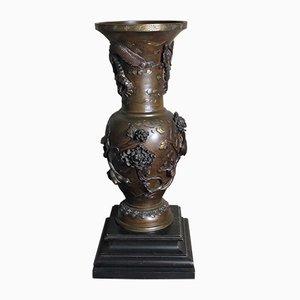 Vaso antico in bronzo, Giappone