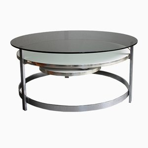 Vintage Space Age Coffee Table, 1970s