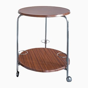 Industrial Bar Trolley by Werzalit for T.A.M.S.A, 1970s