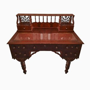 Antique Mahogany Secretaire