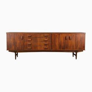 Sideboard aus Palisander von Bath Cabinet Makers, 1960er