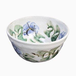 Mid-Century French Ceramic Bowl by Albert Thiry, 1960s