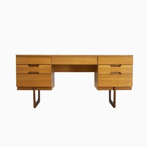 Teak Veneer Sideboard by Gunther Hoffstead for Uniflex, 1960s