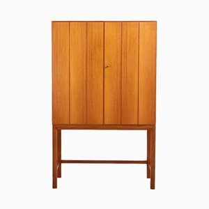 Mid-Century Teak Cabinet by Axel Larsson for Bodafors, 1961
