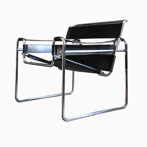 B3 Wassily Chair by Marcel Breuer for Knoll Inc, 1960s