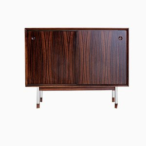 Italian Rosewood Cabinet by George Coslin for Faram, 1960s