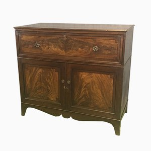 Antique Mahogany Secretaire