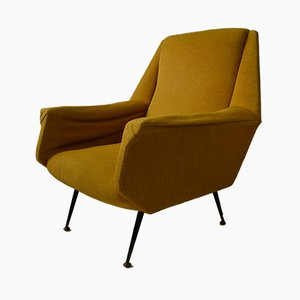 Italian Diamond Armchair by Gio Ponti, 1940s