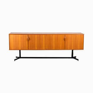 Large Mid-Century German Teak Sideboard, 1960s