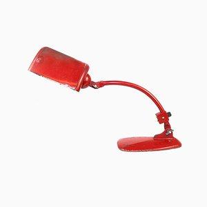 Lámpara de mesa vintage de Molitor Novum, años 30