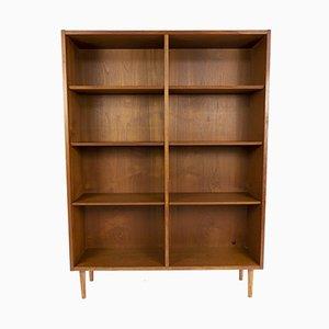 Bücherregal aus Teak von Poul Hundevad für Hundevad & Co., 1960er