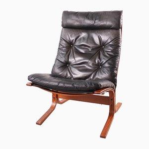 Vintage Siesta Lounge Chair by Ingmar Relling for Westnofa, 1960s