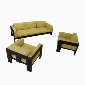 Sofa Set by Tobia & Afra Scarpa, 1962,