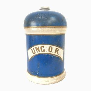Antique Ceramic Apothecary Jar