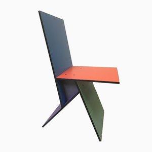 Sedie da pranzo Vilbert di Verner Panton per Ikea, 1993, set di 4