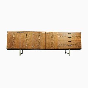 DR83 Sideboard aus Stahl & Wengeholz von Cees Braakman für Pastoe, 1960er