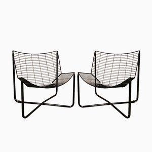 Sedie Jarpen postmoderne di Niels Gammelgaard per Ikea, 1983, set di 2