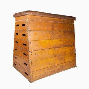Vaulting Box, 1940s