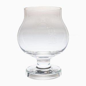 Copa de coñac de Pavel Hlava para Moser Glassworks, años 70