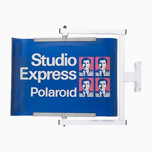 Publicidad de Studio Studio Polaroid, años 80