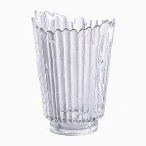Modell 3601/200 Vase von Pavel Pánek für Libochovice Glassworks, 1980er