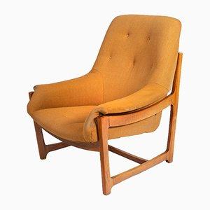 Mustard Armchair, 1960s