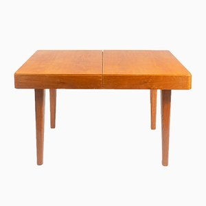 Mid-Century Folding Dining Table by Jindřich Halabala for UP Brno