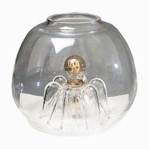 Lampade da tavolo in vetro di Olle Alberius, Svezia, anni '60, set di 2