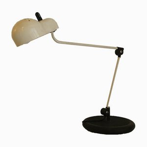 Lampada da tavolo Topo di Joe Colombo per Stilnovo, anni '60
