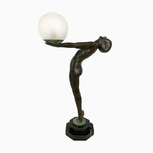 Lumina Clarté Skulptur von Max Le Verrier