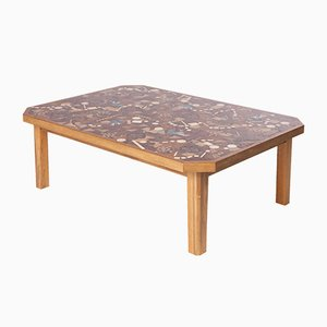 Table Basse Amboina par Sarah Anne Rootert