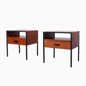 Nightstands by Auping Carelle Cordemeyer for Auping, 1960s, Set of 2