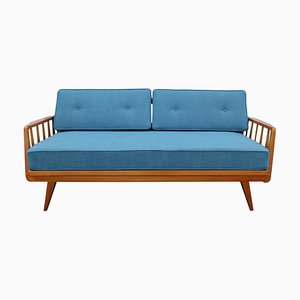 Mid-Century German Cherry Daybed, 1950s