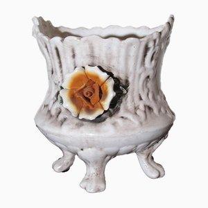 Italienischer Mid-Century Pflanzer aus Keramik