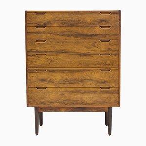 Danish Rosewood Dresser by Svend Langkilde, 1960s